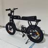 Vélo électrique Pepper Bike Ancho 500w Noir