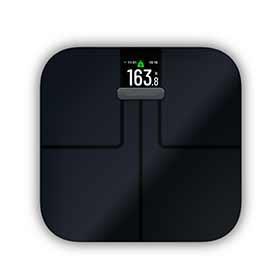 Balance électronique Garmin Index 2 Smart Noir