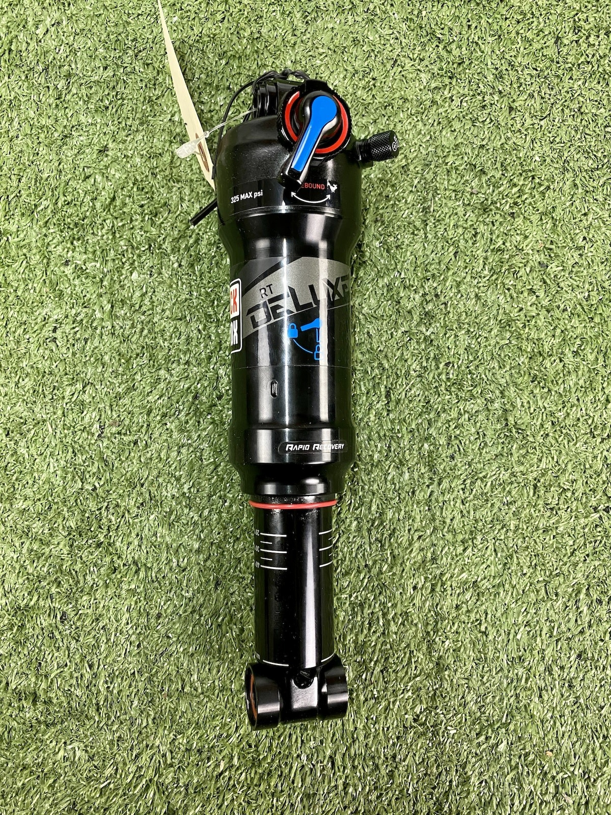 2018 rockshox  deluxe RT, 210x55 ,medium tune