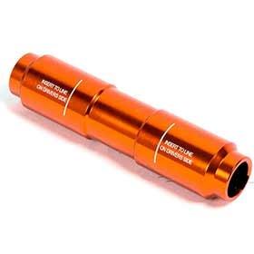 Adaptateur Trio pour fourche Kuat 15x110mm Orange