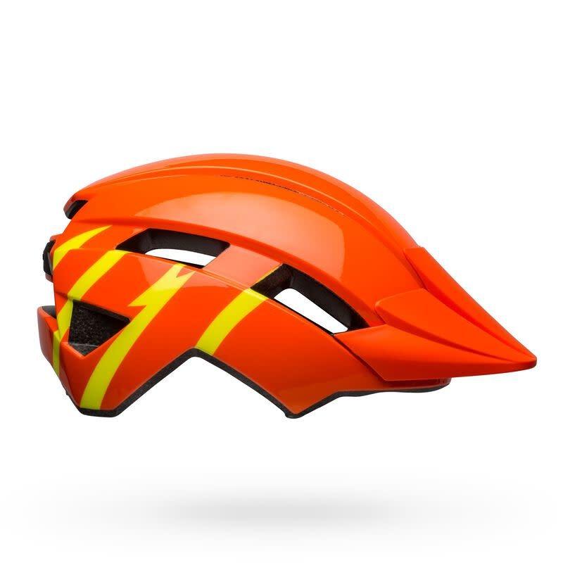 Casque Bell Sidetrack II Orange/Jaune