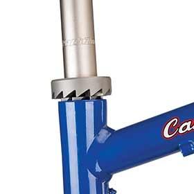 Alésoir et couteau de surfaçage pour tube de direction Park Tool 761S.2 Pour HTR-1 ID: 42mm Pour jeux de direction intégrés (S.H.I.S. IS42)