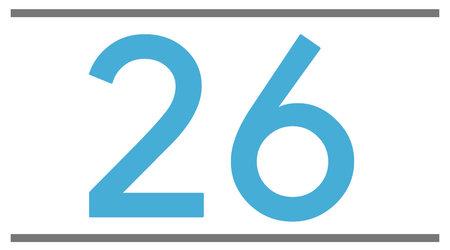 26 pouces