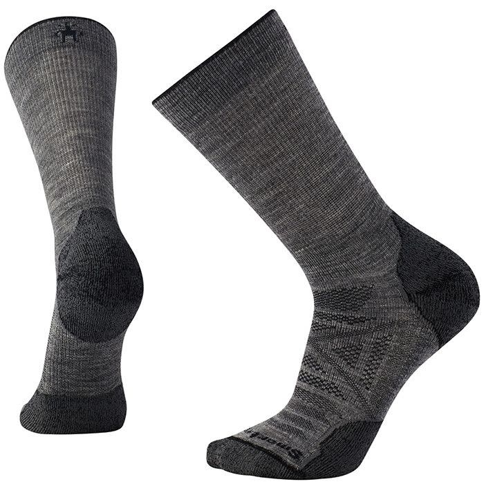 Bas Smartwool PhD Outdoor Light Gris