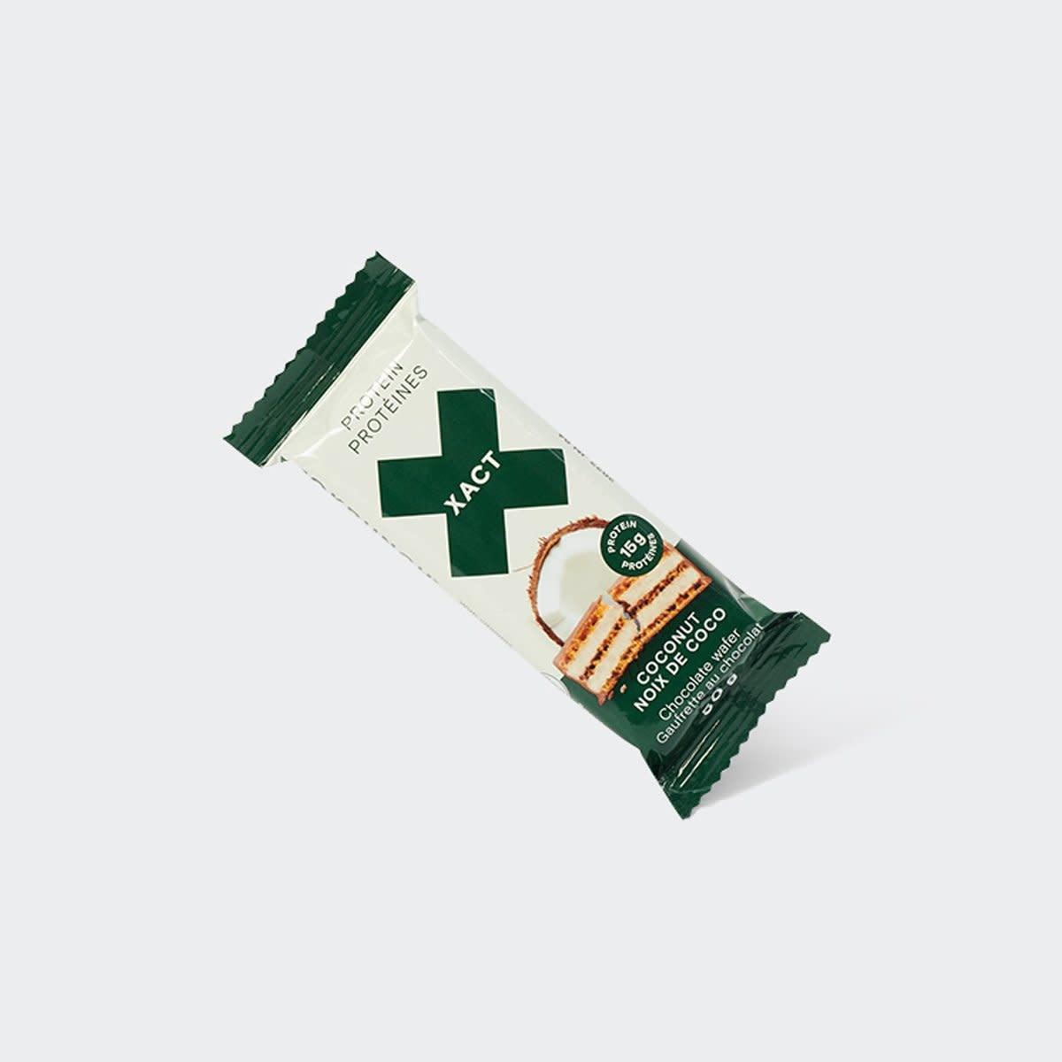 Barre énergétique ProKrunch Chocolat/Noix de coco (Boite de 24) single