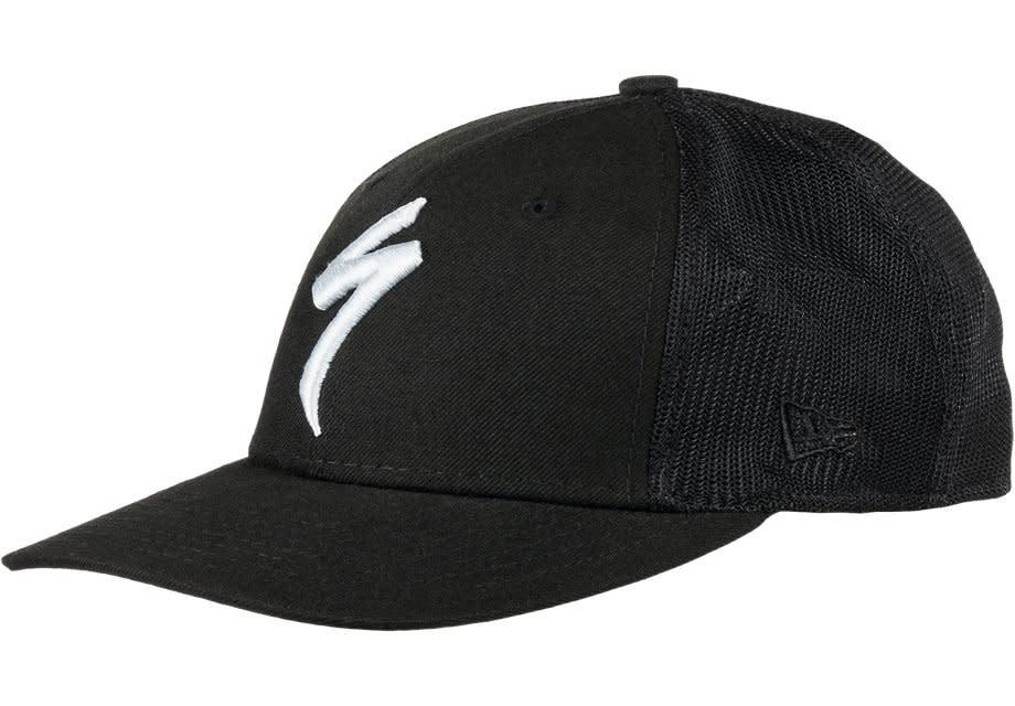 Casquette Specialized New Era Trucker S-Logo Noir/Gris