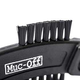 Brosse dentelée Muc-Off