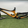 Cadre Specialized Demo 8 Al Fsr 650b 2017 Noir/Orange Gallardo/Blanc