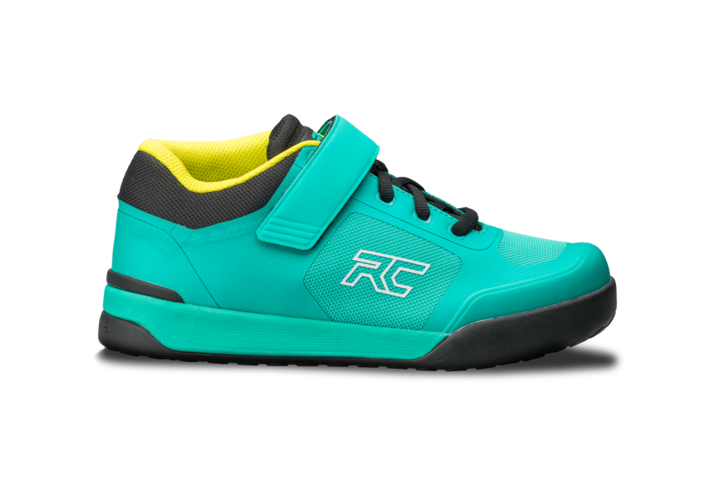 Chaussure Femme Ride Concepts Traverse Turquoise/Lime