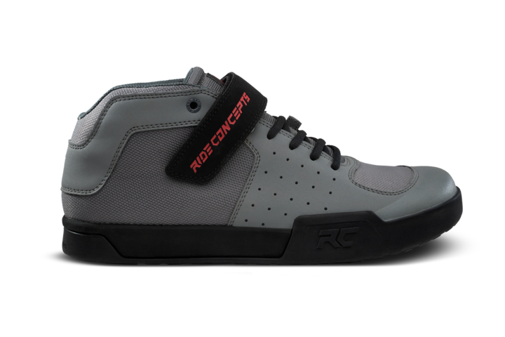Chaussure Ride Concepts Wildcat Charcoal/Rouge