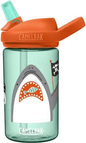 Bidon Camelbak Eddy+ Kids 400ml Requin Gris