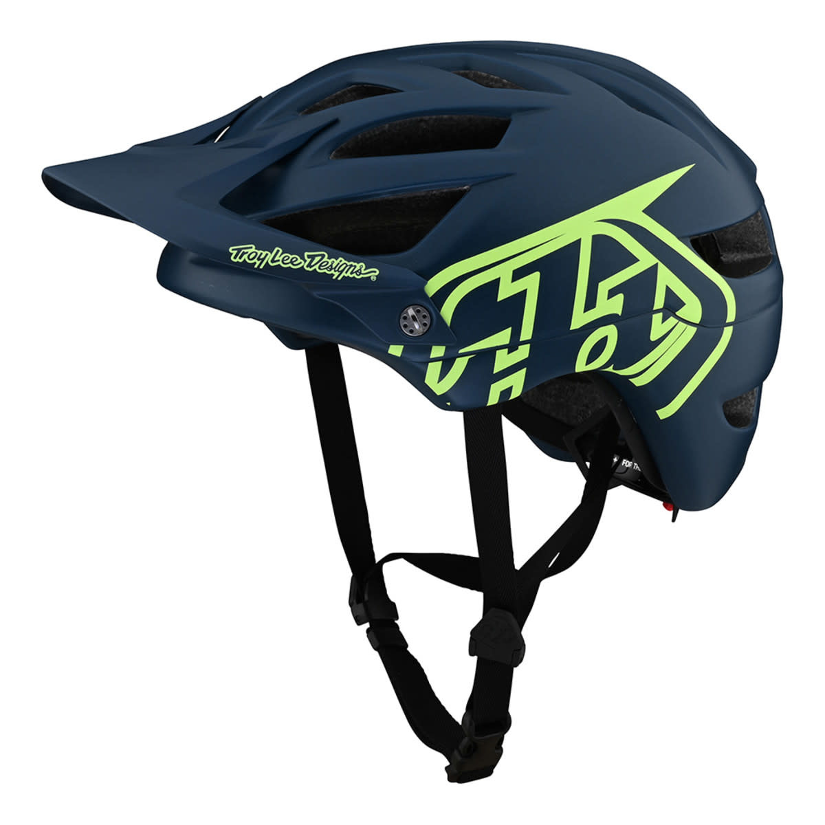 Casque 2021 Troy Lee Designs A1 Drone Marin/Vert