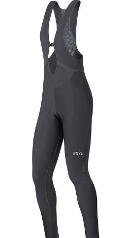 Gore Wear C3 Thermo Bibtights+ Woman Black Medium