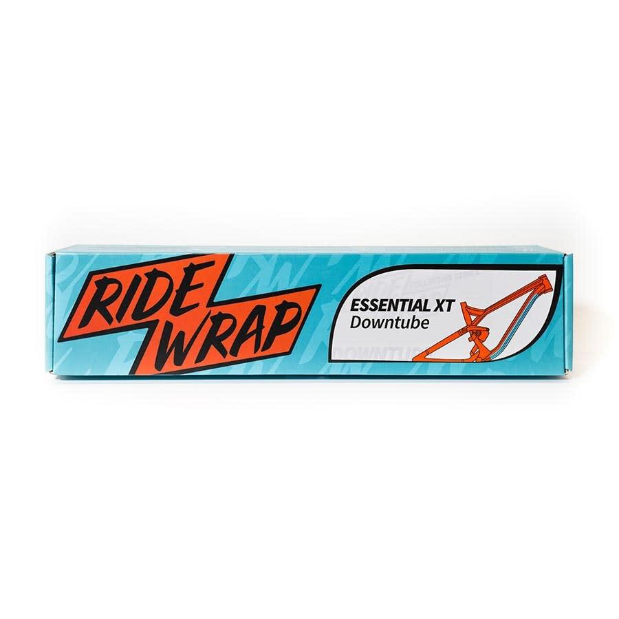 Autocollants de protection RideWrap, Essential Extra Épaisseur pour tubes obliques, Lustré
