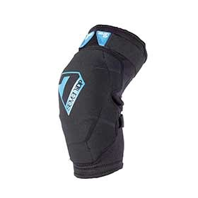 7iDP Flex Knee/Shin Guard Black Medium