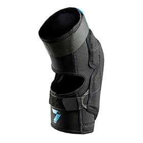 7iDP Flex Elbow/Forearm Guard Black Medium