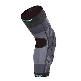 7iDP Project Knee/Shin Guard  Black Large