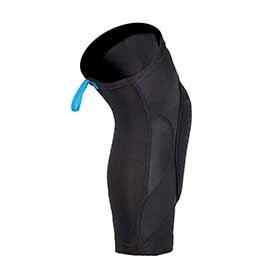 7iDP Transition Knee/Shin Guard Black Medium