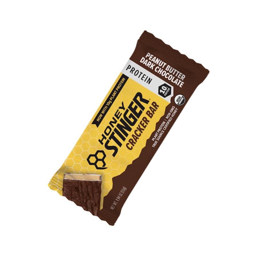 Barre croustillante Honey Stinger Chocolat Noir/Beurre d'arachide 55g