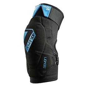 7iDP Flex Elbow/Forearm Guard Black X-Laarge