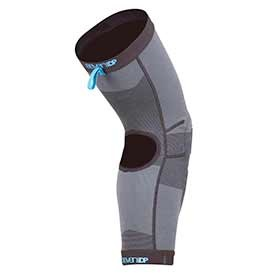 7iDP Project Lite Knee/Shin Guard Black Small