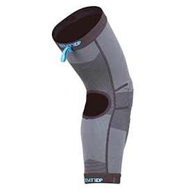 7iDP Project Lite Knee/Shin Guard Black Medium