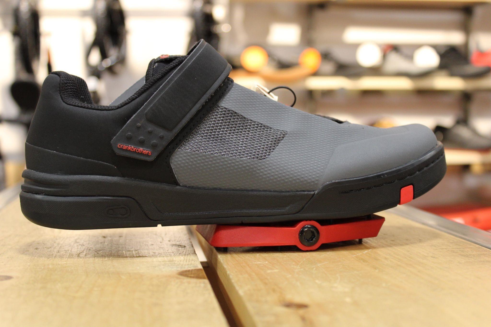 chaussures pédales vélo