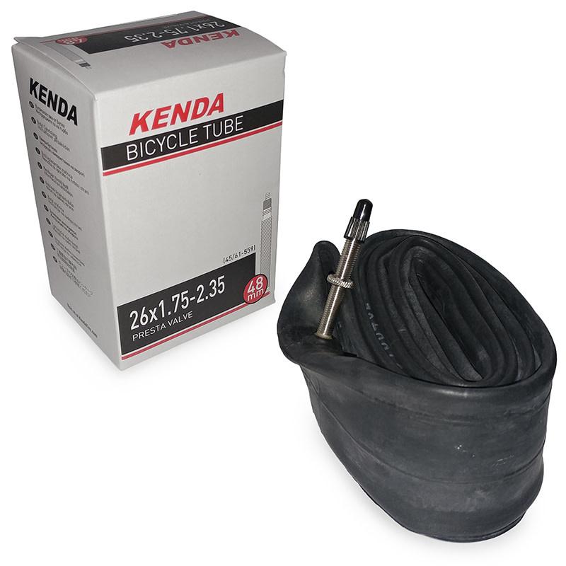 Chambre à air Kenda PV 48mm 26'' x 1.75-2.35