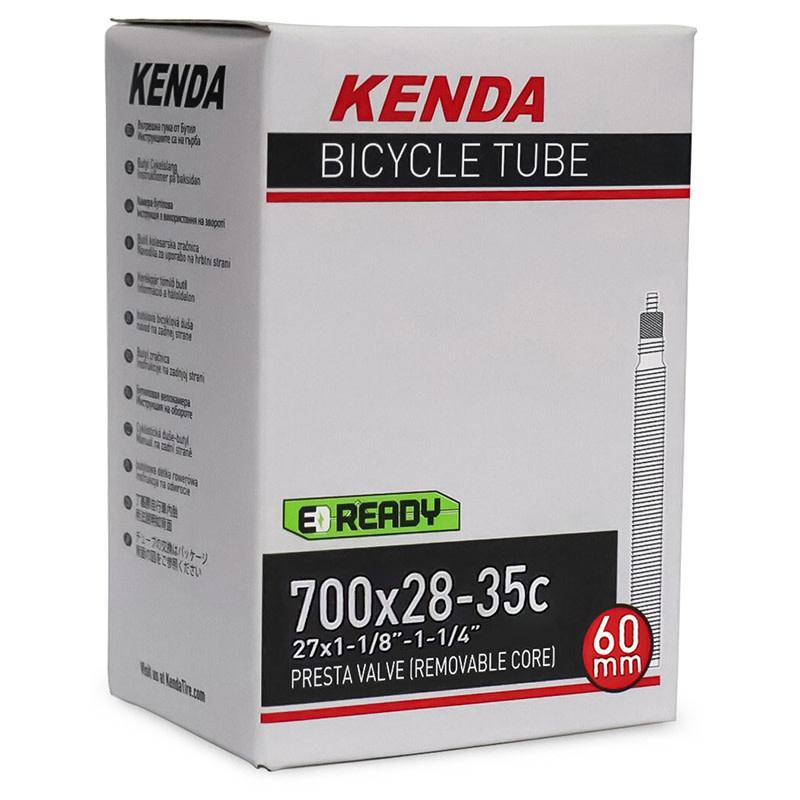 Chambre à air Kenda PV Amovible 60mm 700 x 28-35C