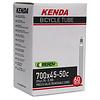 Chambre à air Kenda PV Amovible 60mm 700 x 45-50C