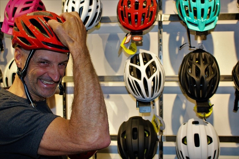 Choice of helmet: some details to keep in mind !