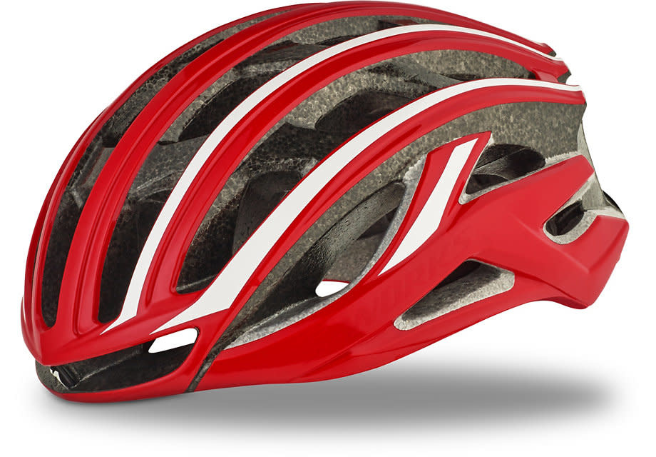 Casque Specialized S-Works Prevail 2 Team Rouge