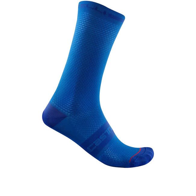 Bas Castelli Superleggera T18 Bleu