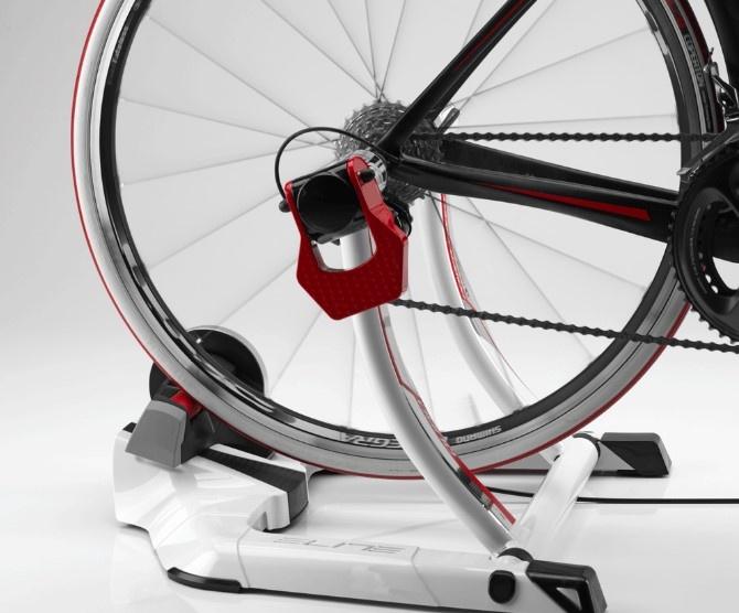 Elite Qubo Power Mag Smart B+ Home Trainer