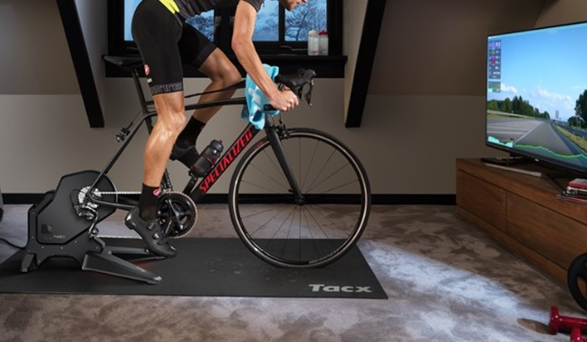 Tacx Flux S Smart Magnetic Home Trainer