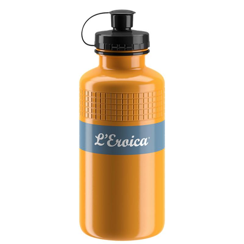 Bidon Elite Vintage Squeeze Sable 550ml