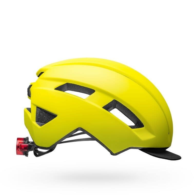 Bell Daily MIPS LED Helmet Yellow/Matte Hi-Viz