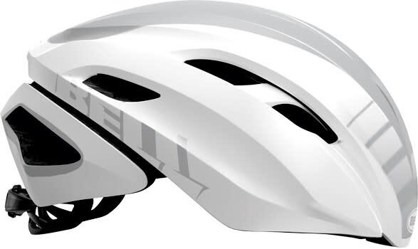 Bell Z20 Aero MIPS Helmet Blower Matte/Gloss White/Silver Small