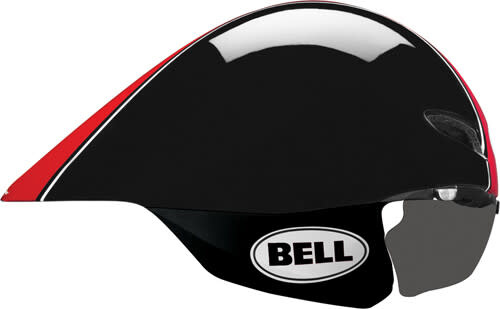 Casque Bell Javelin Noir/Rouge Small