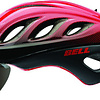 Casque Bell Star Pro Shield Rouge/Argent Blur Small