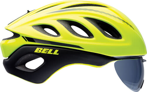Casque Bell Star Pro Shield Jaune Fluo Small