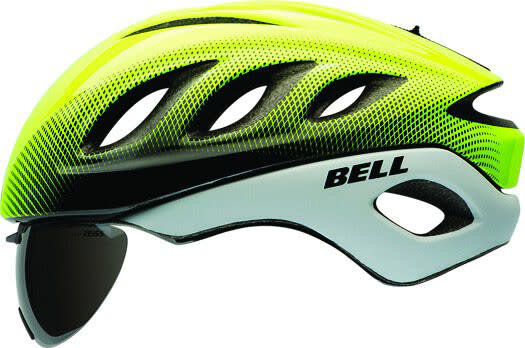 Casque Bell Star Pro Shield Retina Sear/Blanc Blur Small