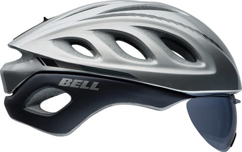 Casque Bell Star Pro Shield Argent Marker Small