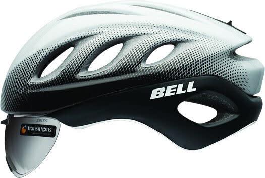 Casque Bell Star Pro Transitions Shield Blanc/Noir Medium