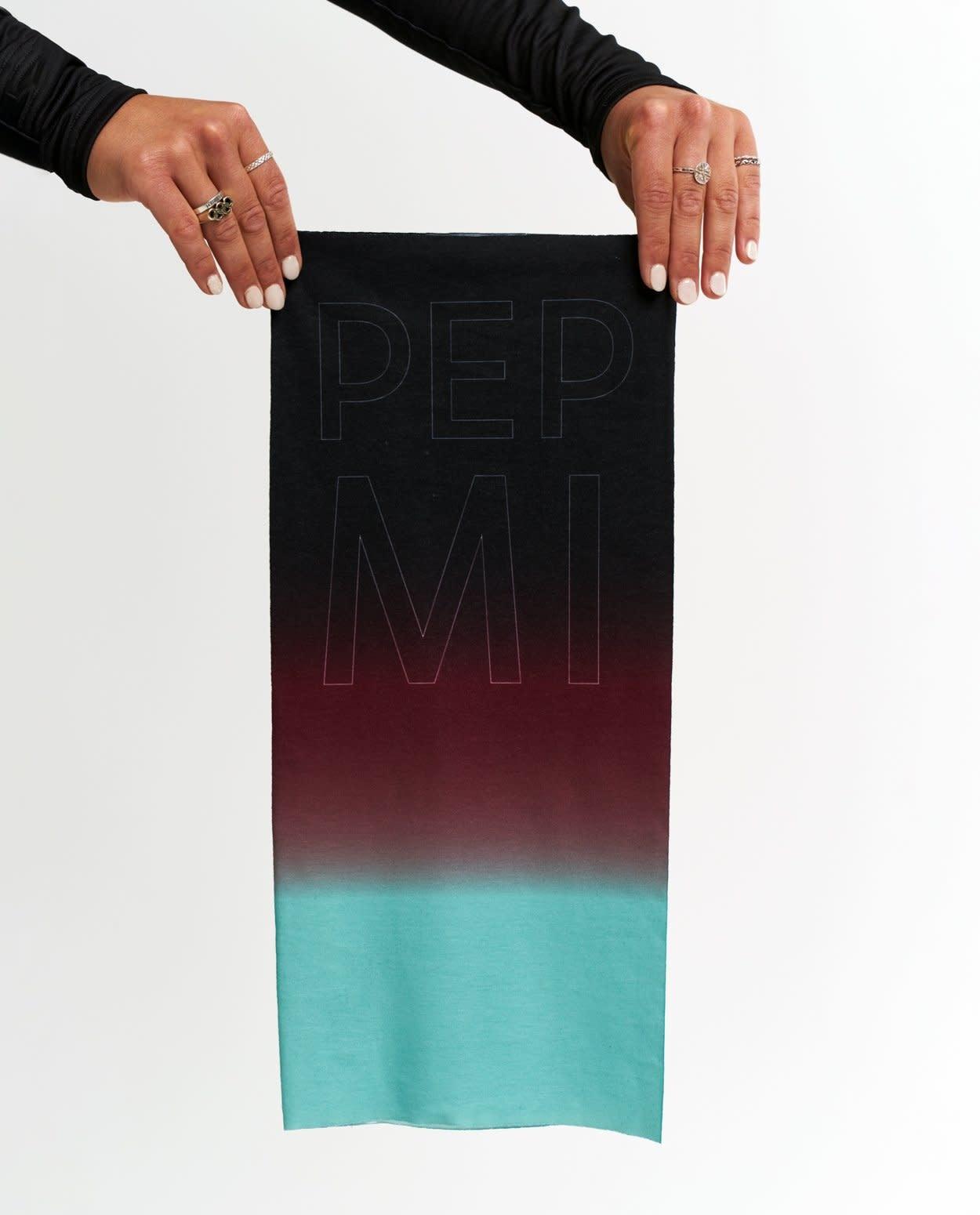Cache-cou Peppermint Signature Femme 2022 Frost Black