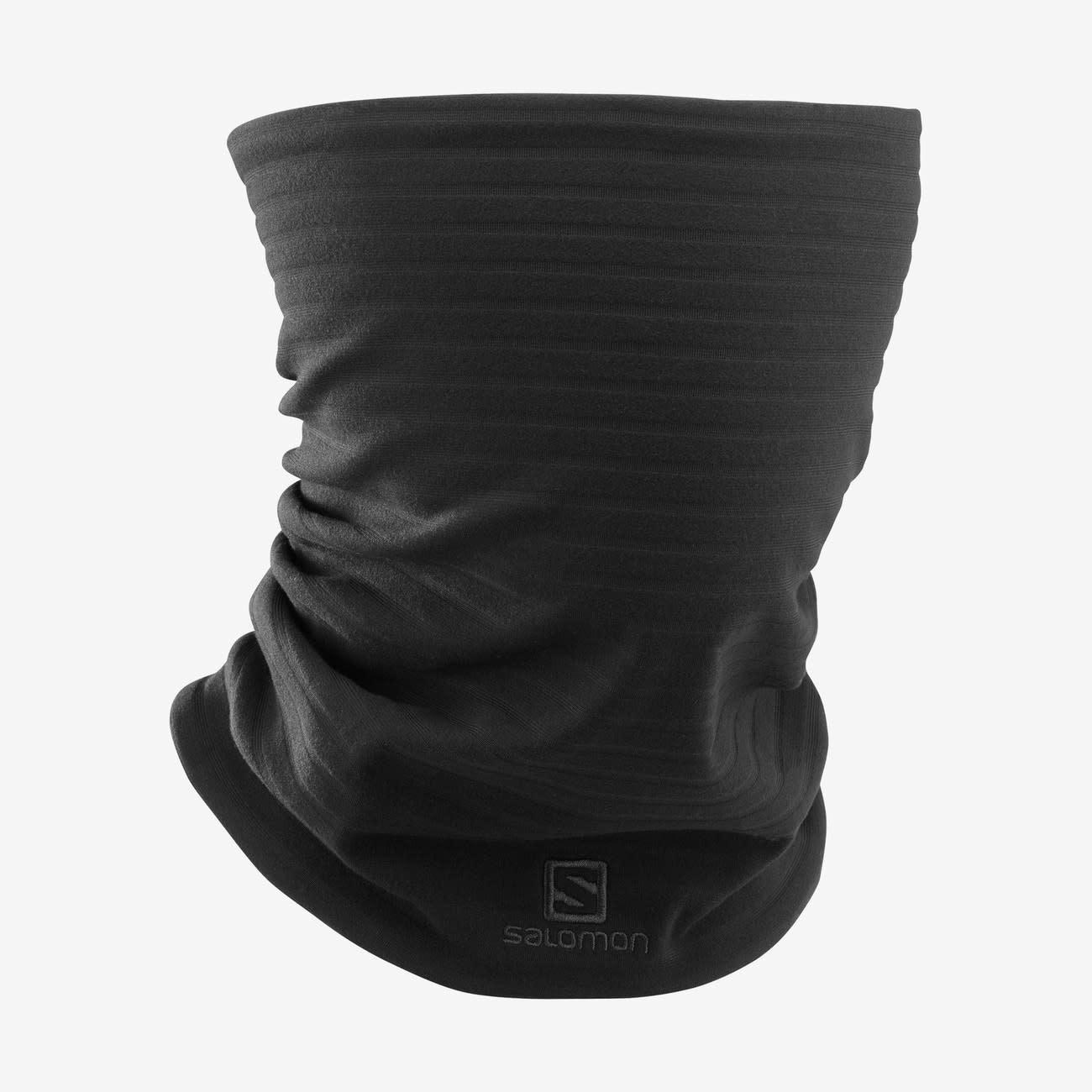 Cache-cou Salomon RS Warm Noir