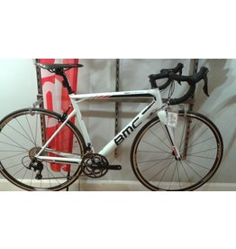 BMC Switzerland Vélo BMC Teammachine SLR02 Ultegra Blanc 54cm