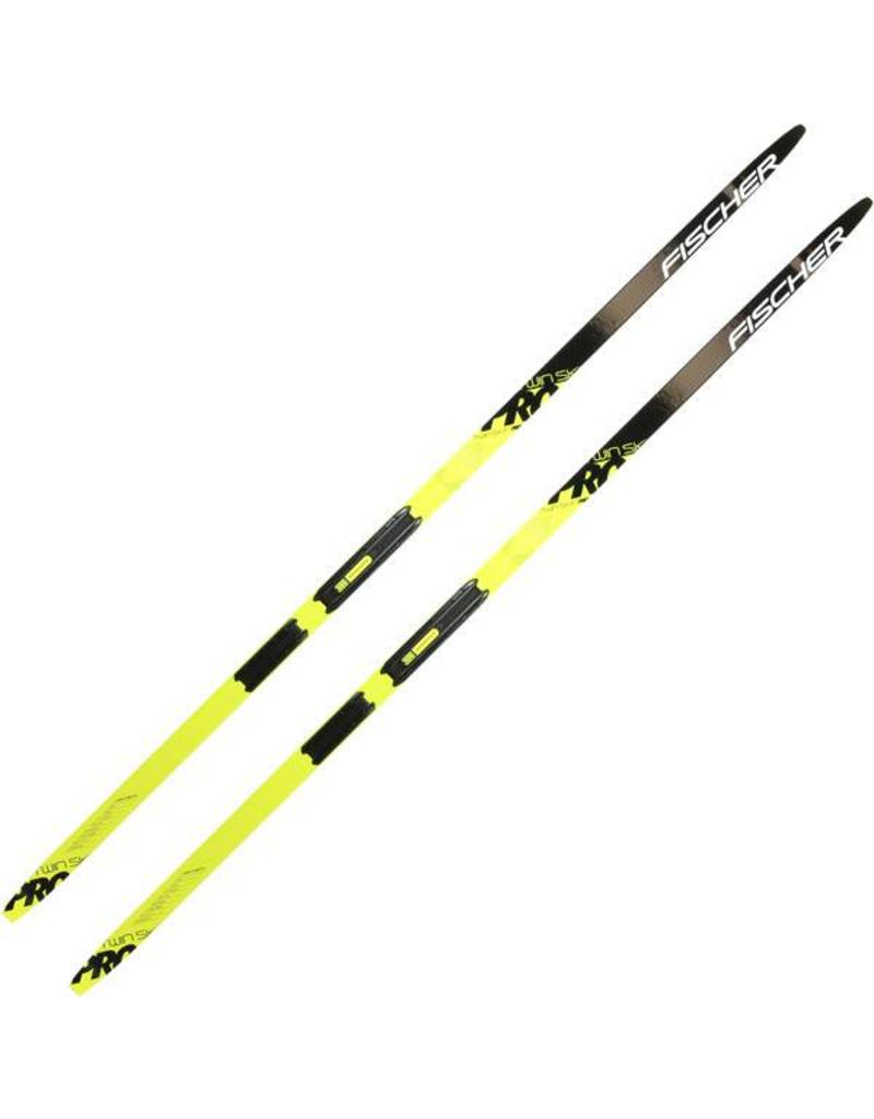 Fischer Skis Classic Twin Skin Pro Extra Stiff IFP 2018