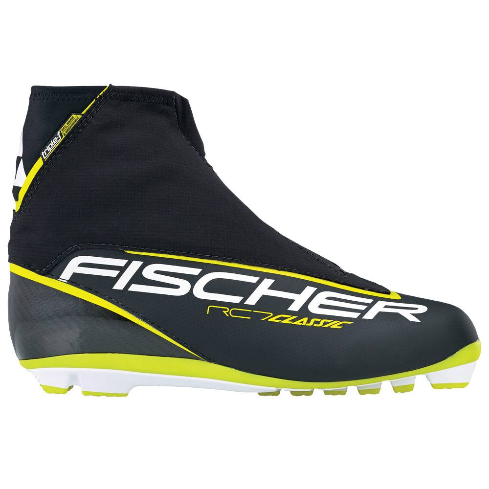 Fischer Classic RC7 Boots 2017