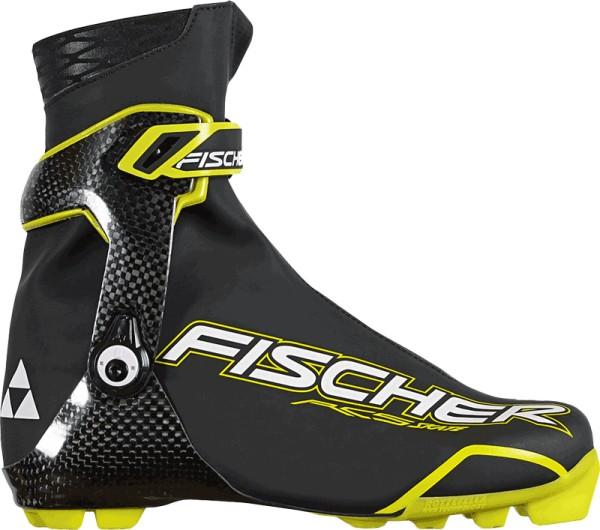 Fischer Skating RCS Skate Carbon Boots 2015